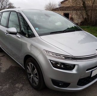 Grand C4 Picasso EAT 6 BlueHDi 120 Business